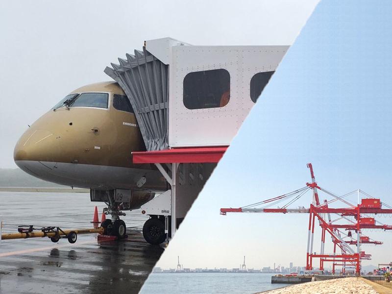 航空/港湾業界